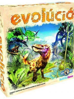 Evolució társasjáték