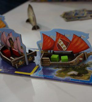 Golden horn hajók