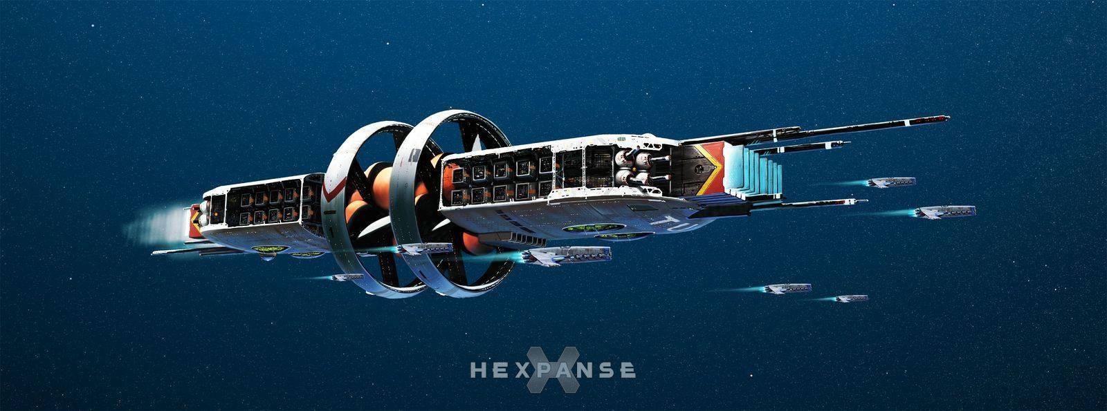 Hexpanse hajó