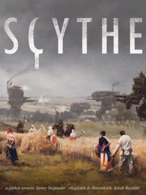 Scythe társasjáték magyar